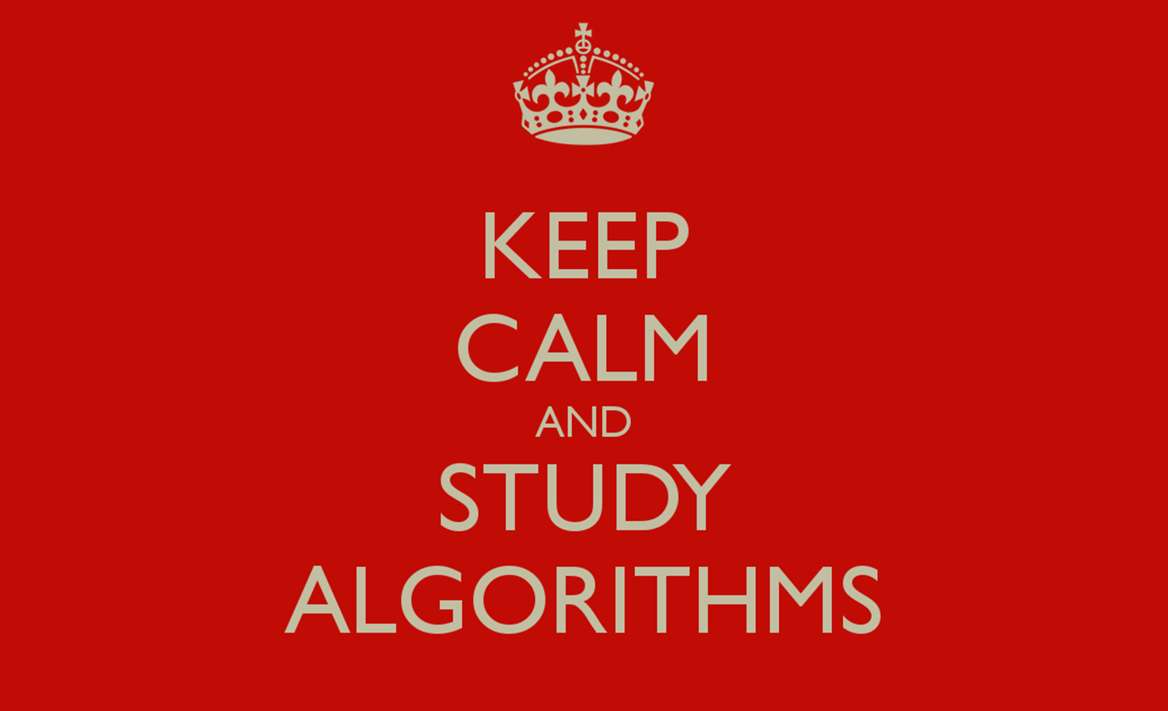 Fun with Algorithms and Data Structures