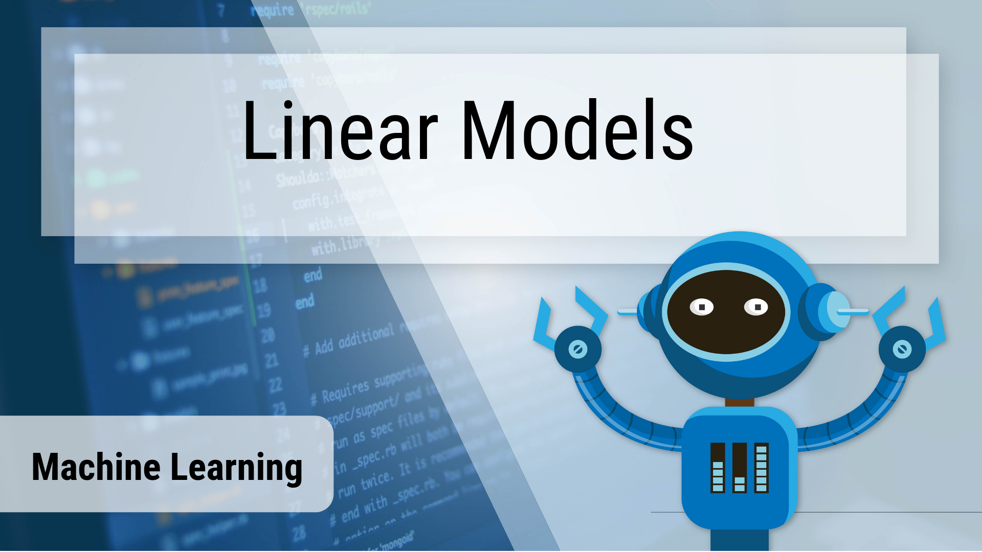 Linear Models for Regression & Classification