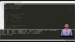 Python Functions - Parameter Passing Techniques - Part 2