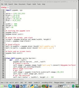 game development with python and pygame. last part.