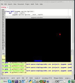 game development with python and pygame. Part 5