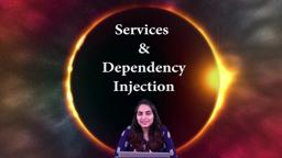 Angular - Services and Dependency Injection