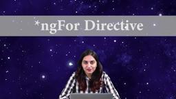 Angular Directive - *ngFor