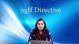Angular Directive - ngIf