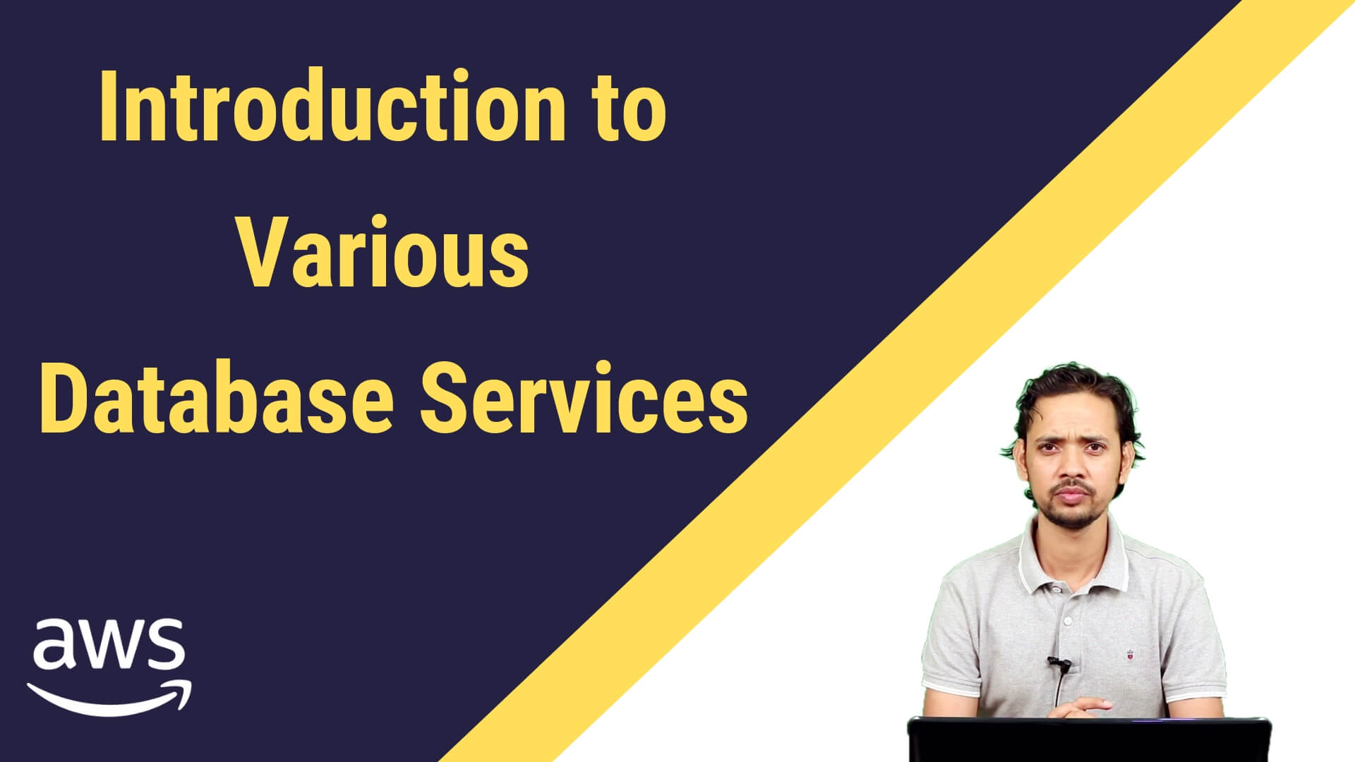 AWS Introduction to Database Services