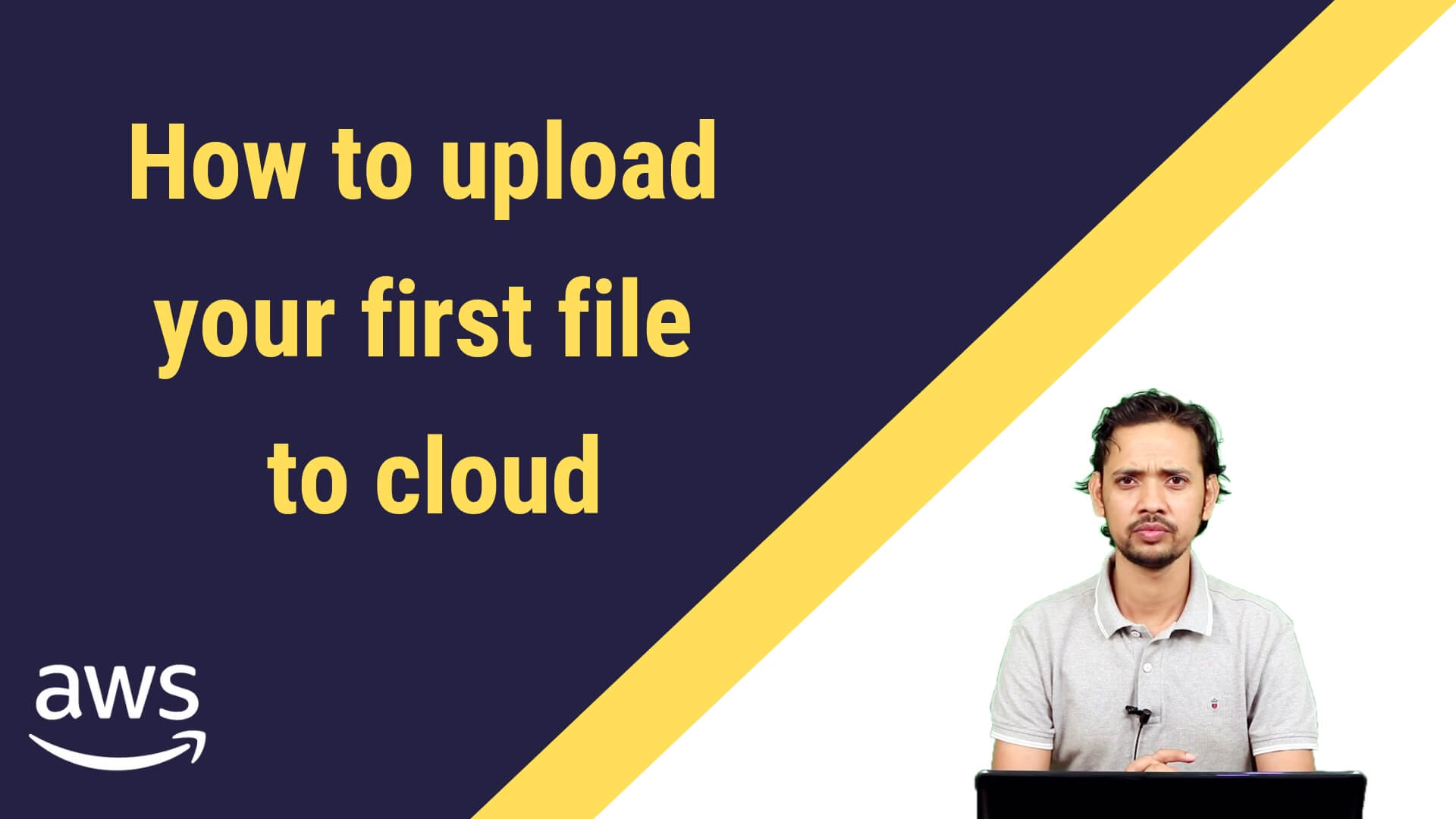 AWS S3 - Create Bucket and Upload Files