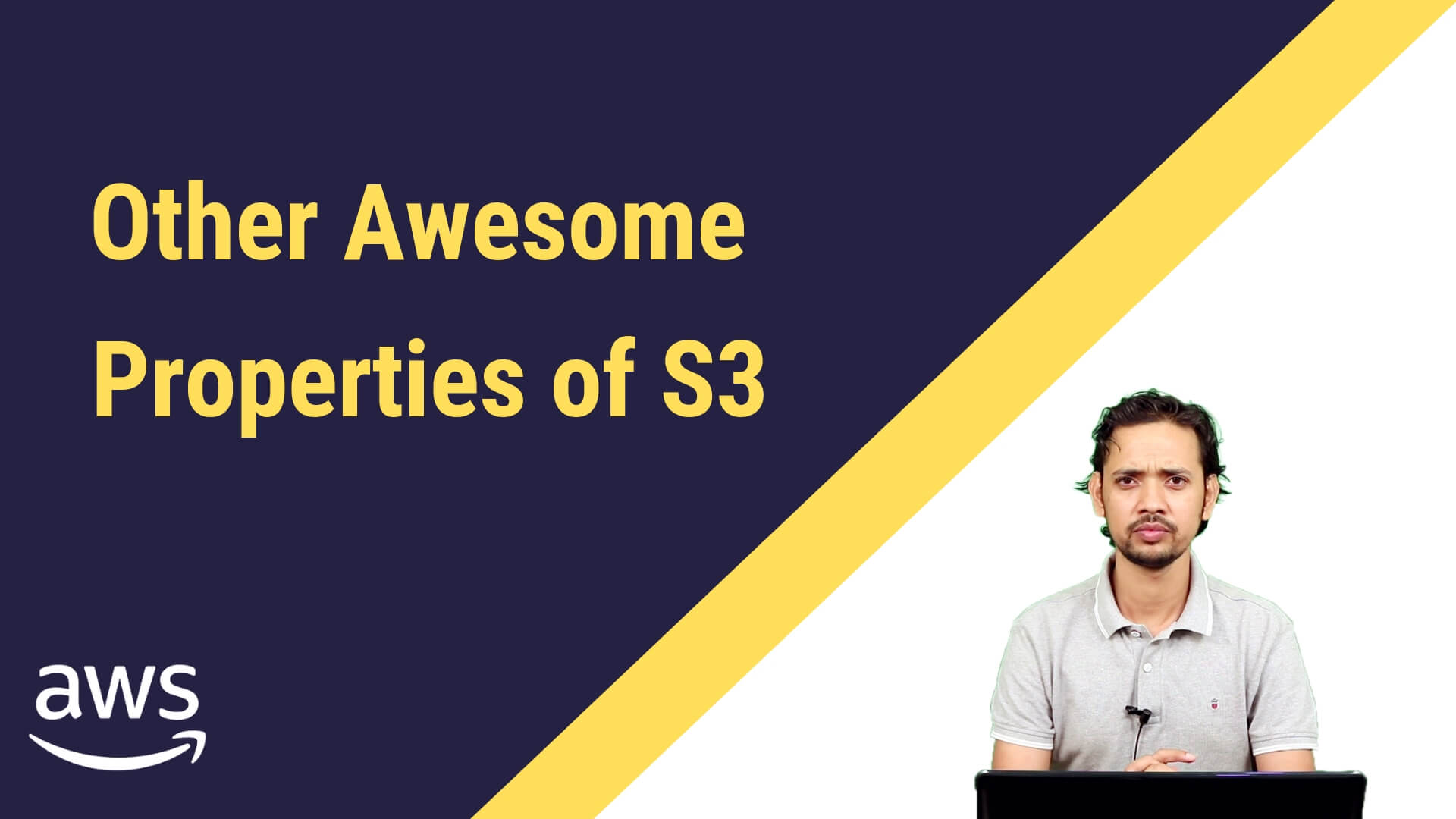 AWS S3 - Miscellaneous Properties