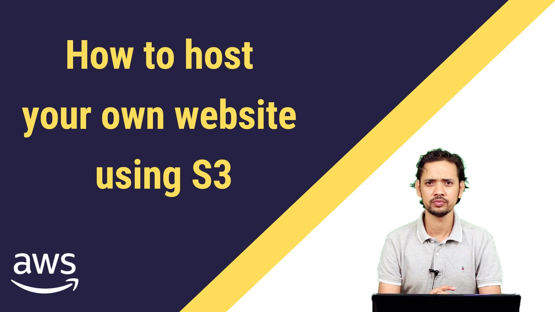 AWS S3 - Static Website Hosting