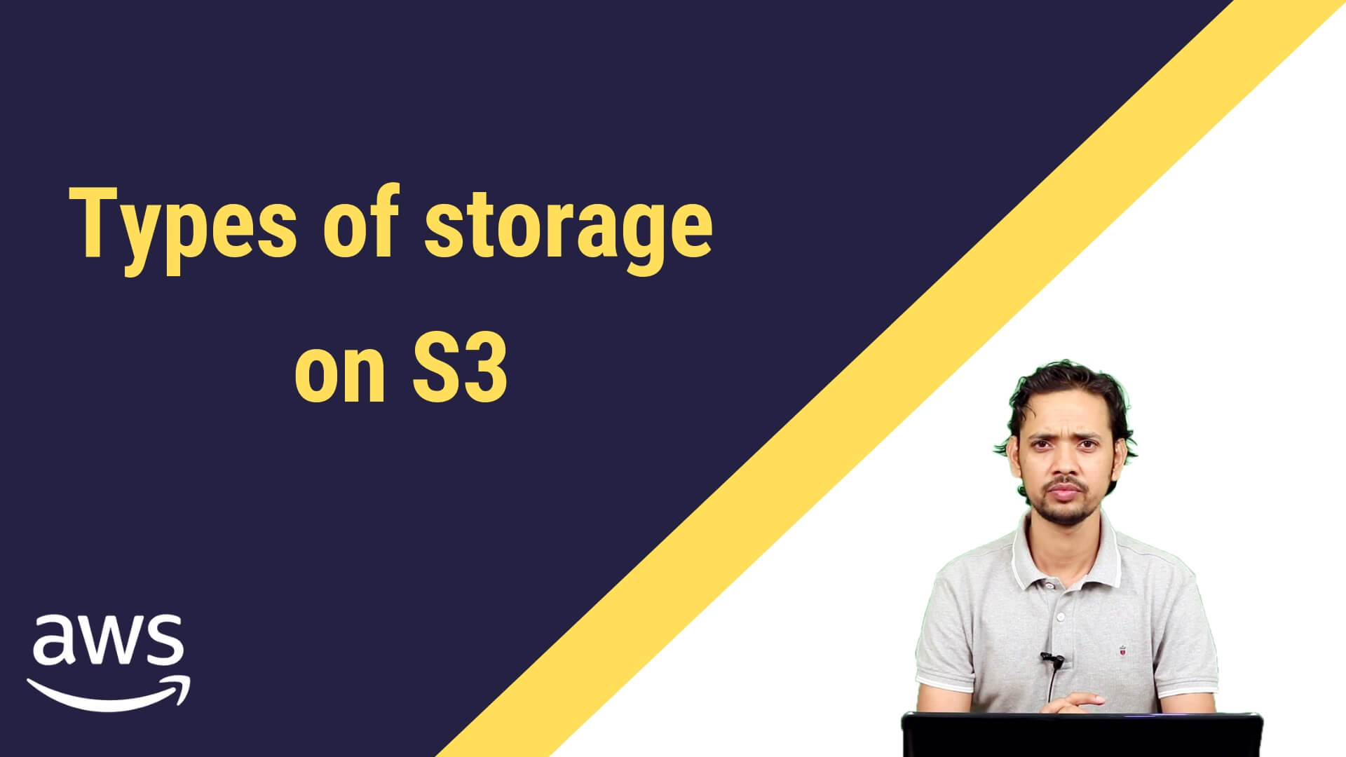 AWS S3 - Storage classes