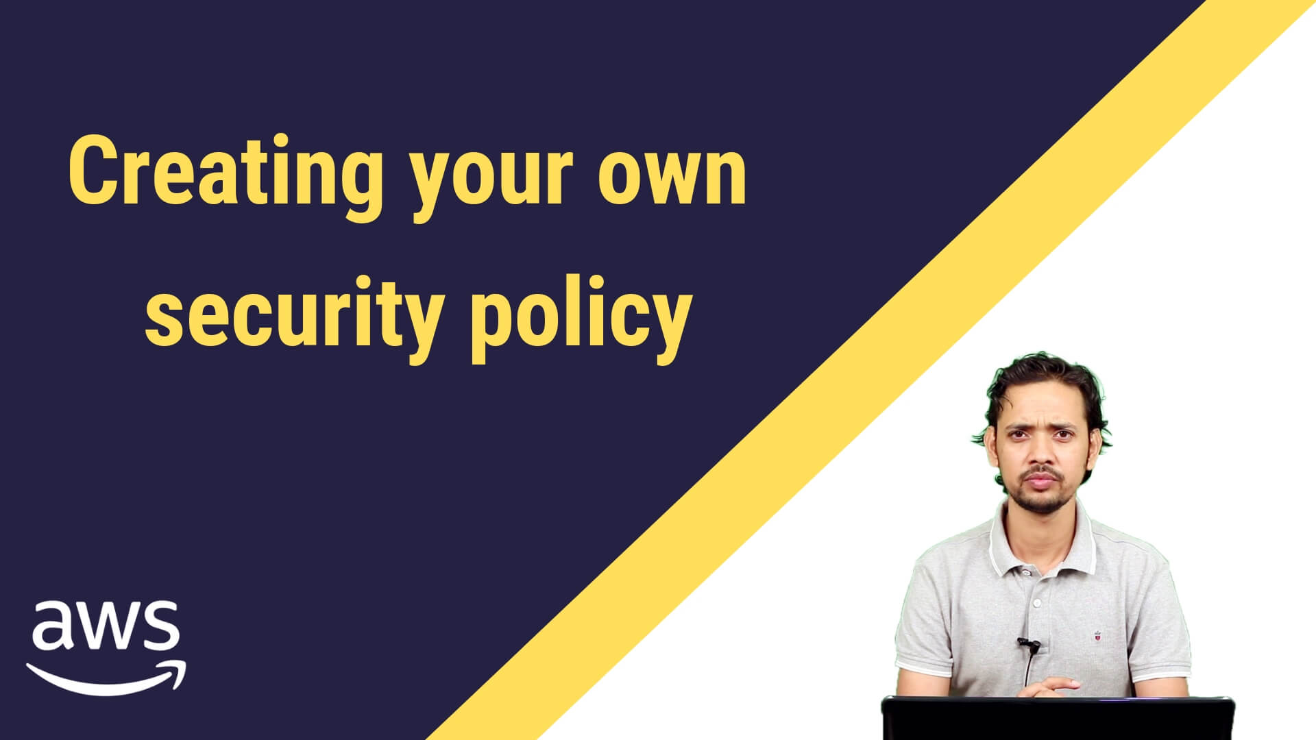 AWS Security - IAM Policy creation
