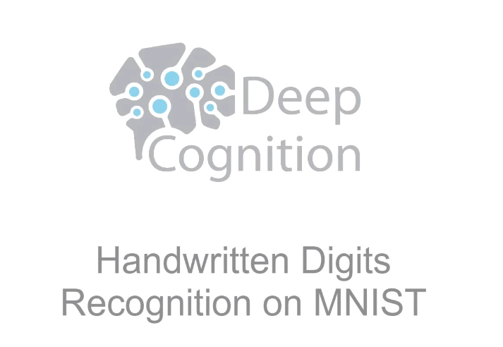 MNIST Handwritten Digit Classification in 2 Minutes (using DNN/Fully Connected Neural Network)
