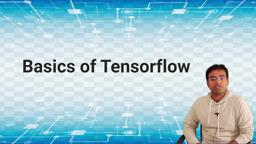 Tensorflow - Basics