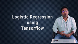 Tensorflow - Logistic Regression