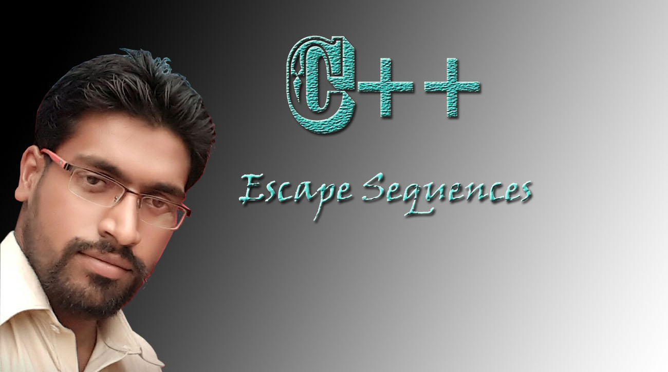 what is Escape Sequence in C++