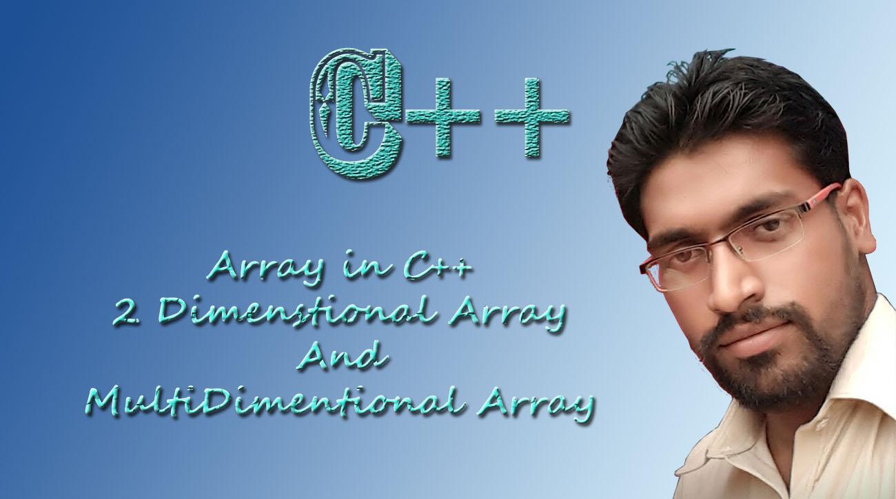 Arrays in C++ II