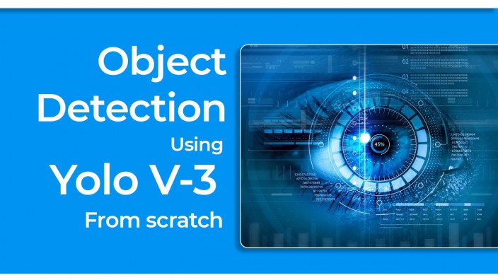 Real Time Object detection using Yolo-V3
