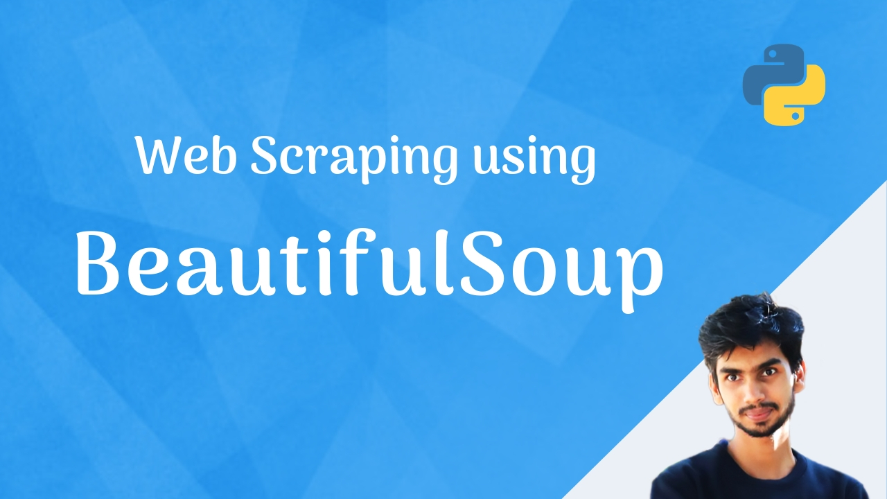 Web Scraping using BeautifulSoup